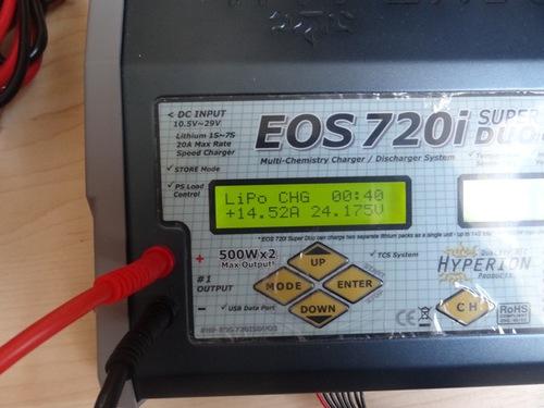 Заряжаем аккумуляторы высокими токами