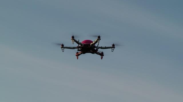 ArduCopter или «ух ты, он сам летает!»