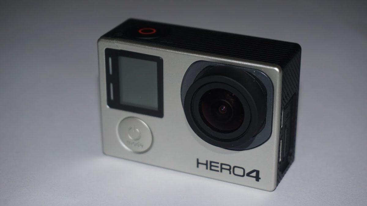 Покатушки с GoPro 4