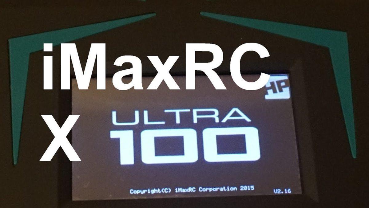 iMaxRC X100