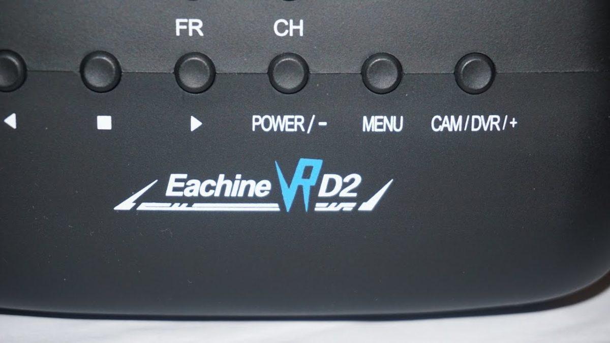 Шлем Eachine VR D2