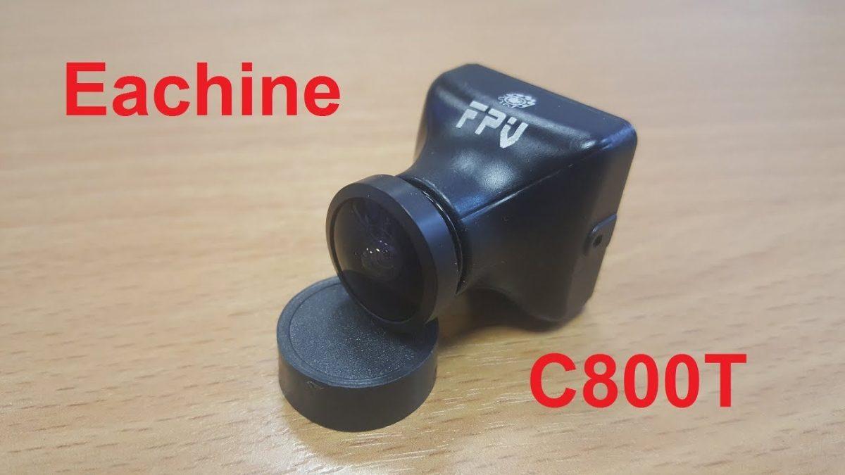 Курсовая камера Eachine C800T