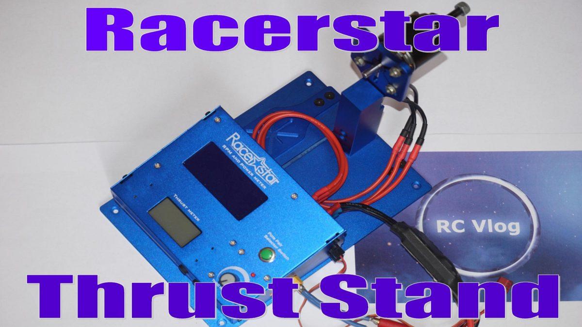 Racerstar Brushless Motor Trust Stand – Стенд для тестирования ВМГ.