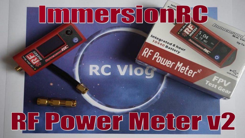 ImmersionRC RF Power Meter v2 – Измеритель мощности.
