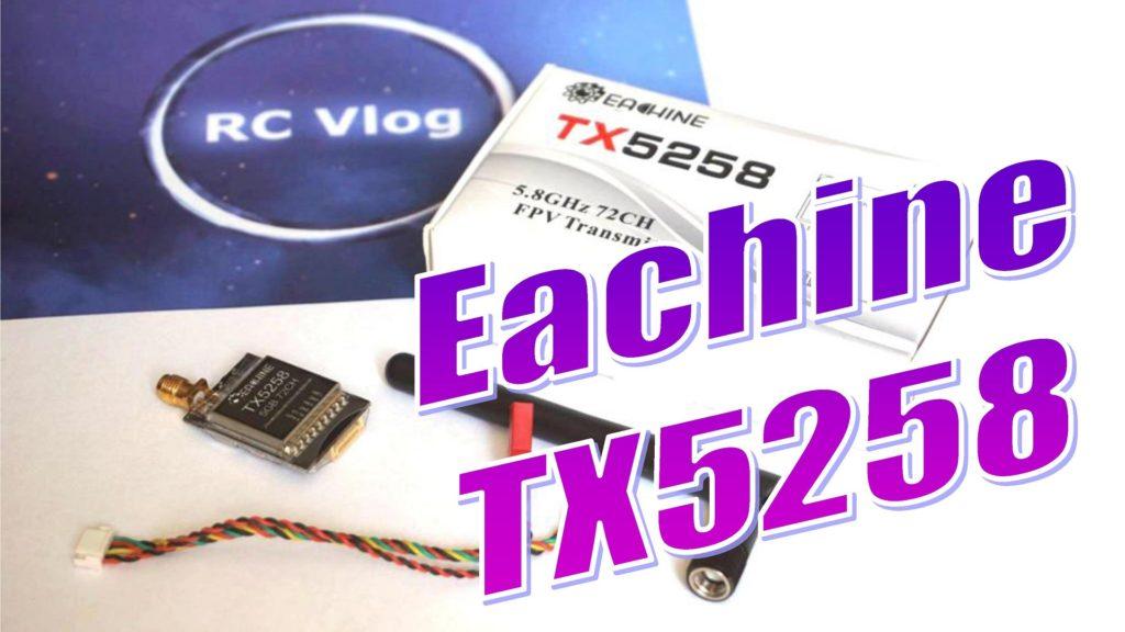 Eachine TX5258 – где 800мВт???