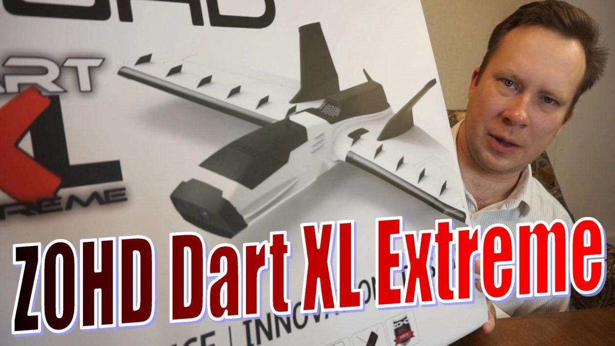 ZOHD Dart XL Extreme. Распаковка и первые впечатления
