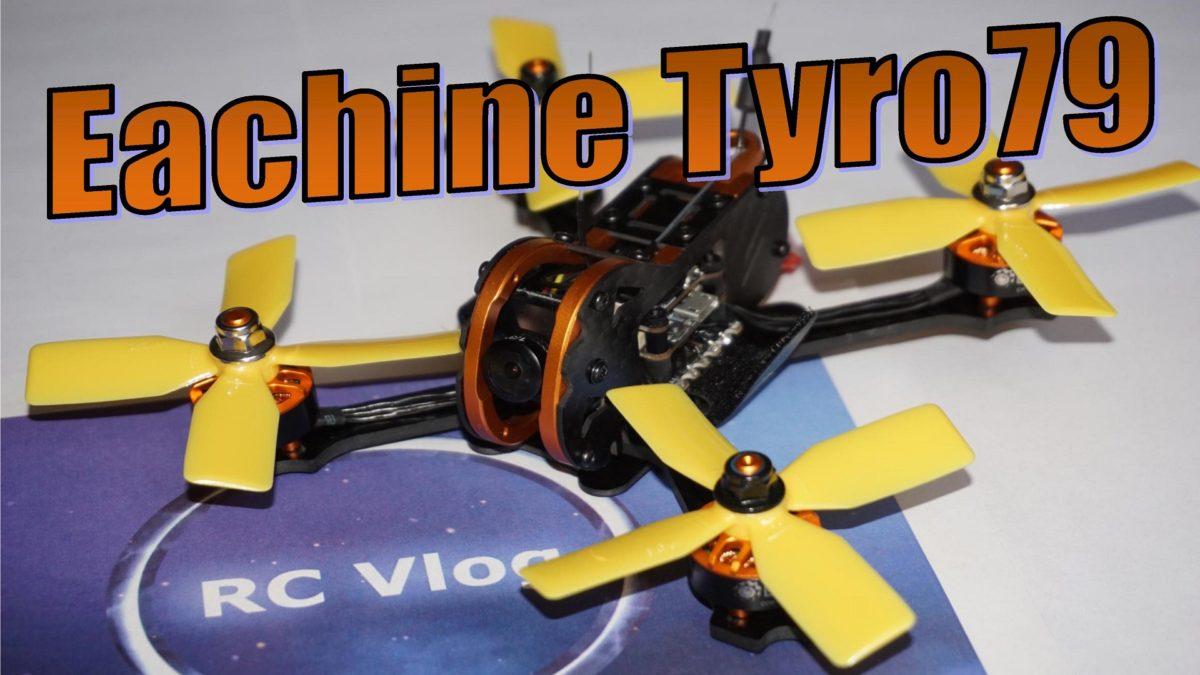 Eachine Tyro79. Сборка, настройка и первый полет