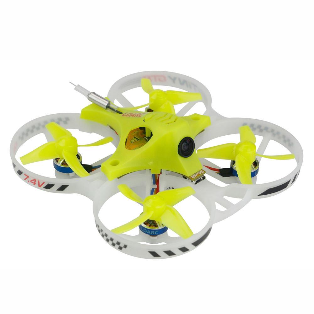 KINGKONG/LDARC TINY GT7/GT8 2019 V2 2S FPV Racing Drone