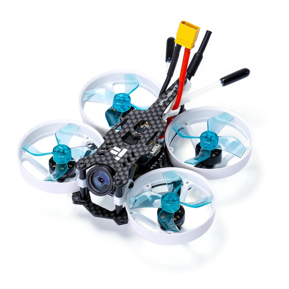 iFlight CineBee 75HD 2S Whoop RC FPV Racing Drone W/ SucceX mirco F4 12A 200mW Turtle V2 HD PNP BNF