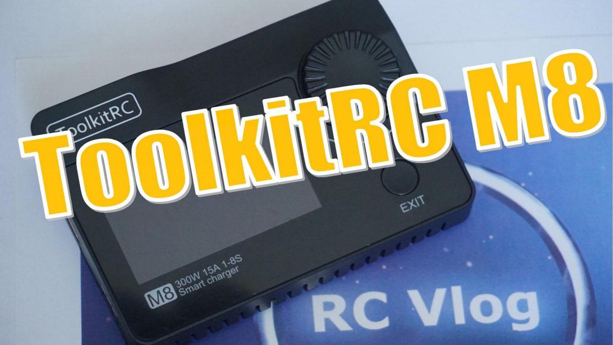 ToolkitRC M8. Многофункциональное устройство