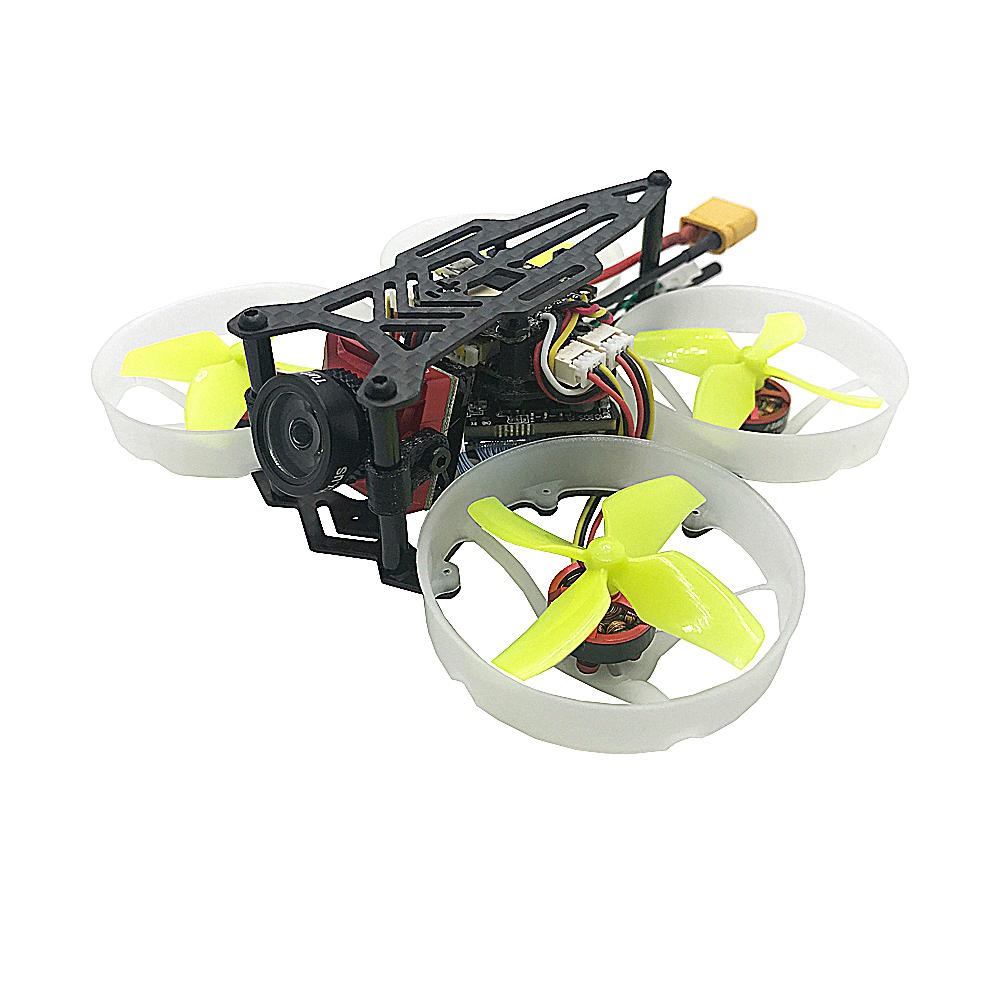 FullSpeed TinyLeader 75mm HD V2 Cinewhoop FPV Racing Drone 2-3S F4 FC 25~600mW VTX Caddx Turtle V2 Cam RC Drones