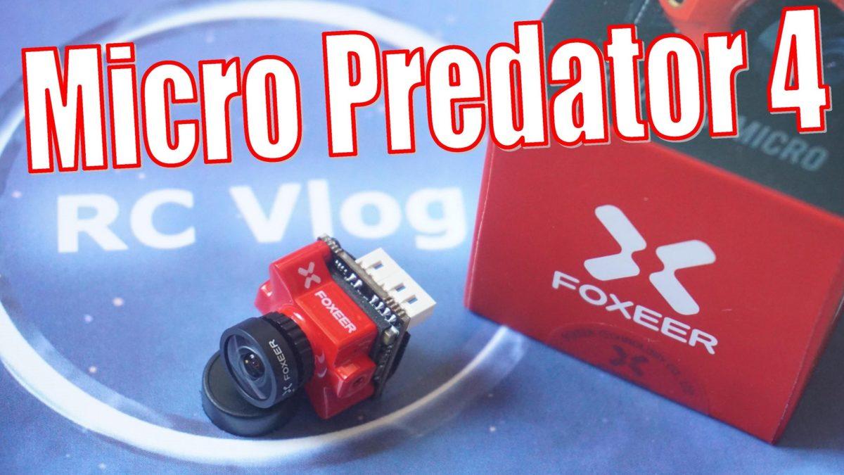 Foxeer Micro Predator 4. Отличная FPV камера для гонщиков с минимальной задержкой.