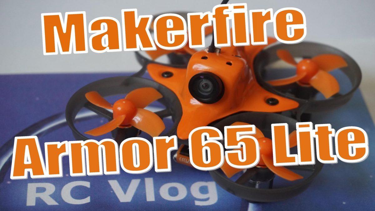 Makerfire Armor 65 Lite. Отличный Вупчик для новичков