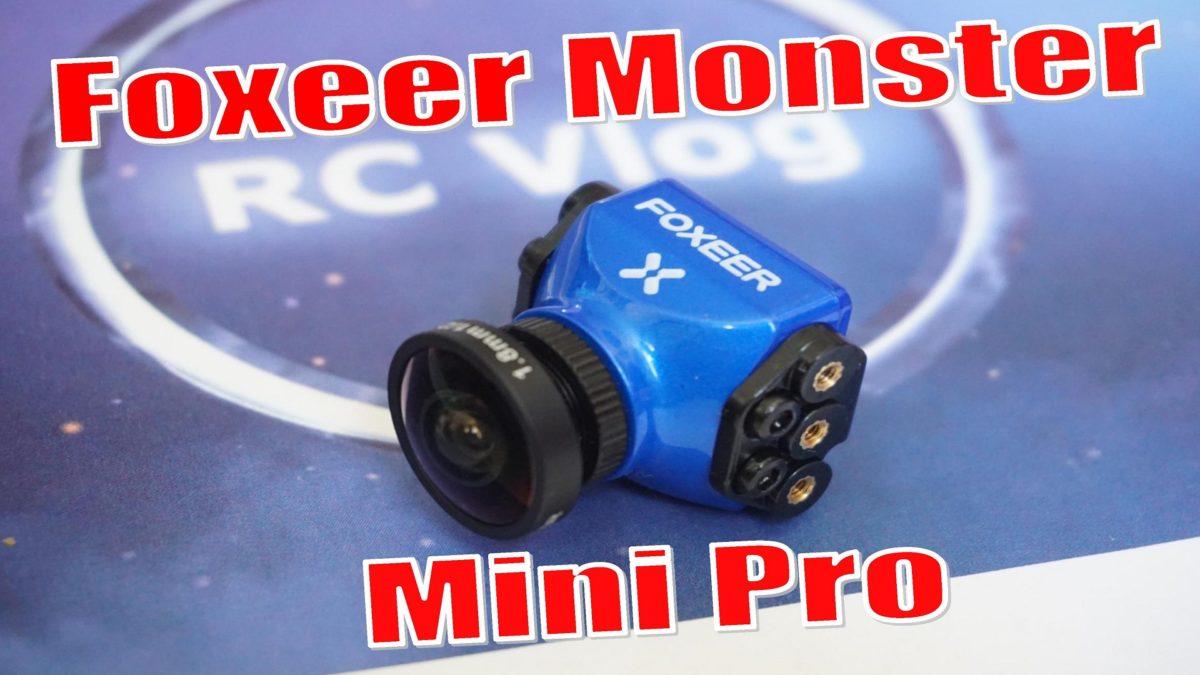 Foxeer Monster Mini Pro. Технологии становятся доступнее