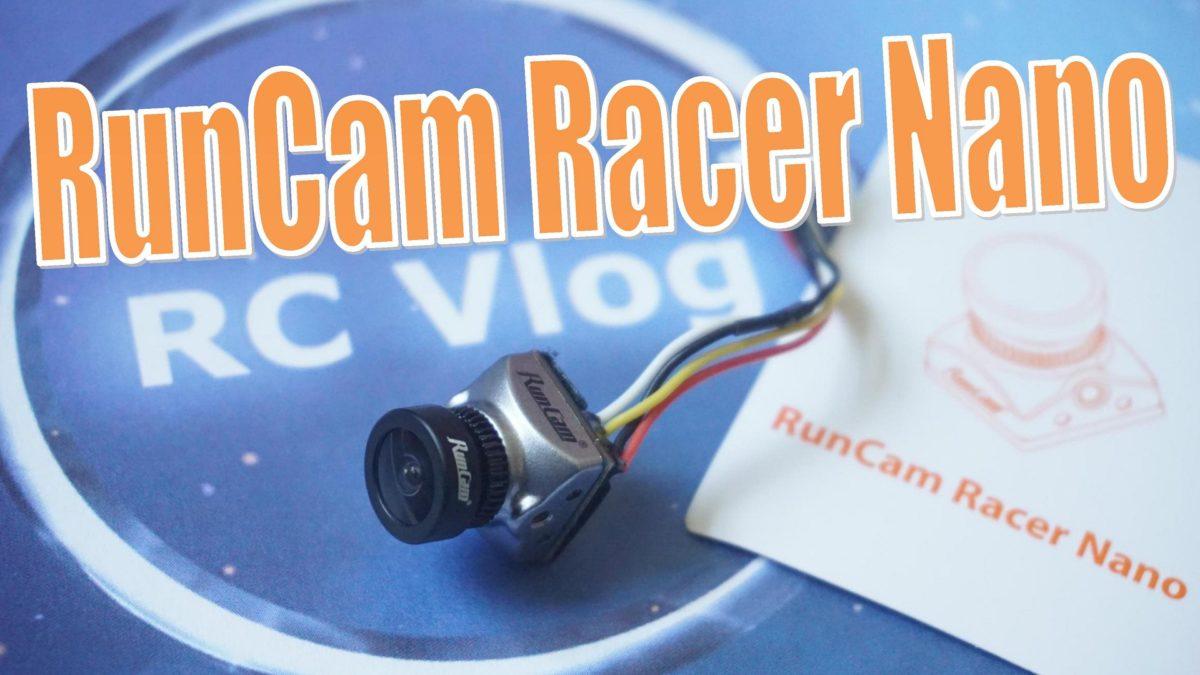 Runcam Racer Nano. Самая маленькая FPV камера с минимальной задержкой.