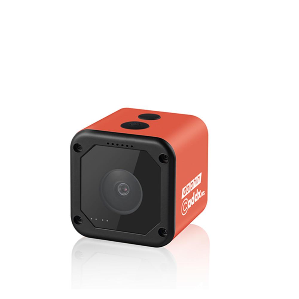 Caddx Dolphin Starlight 1080P DVR HD Recording Wifi 150 Degree Mini FPV Camera Action Sport Cam For RC Drone