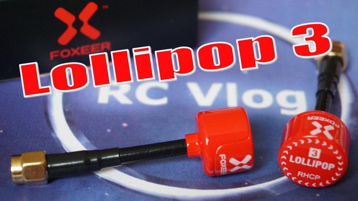 Foxeer Lollipop 3. Очередные улучшения.
