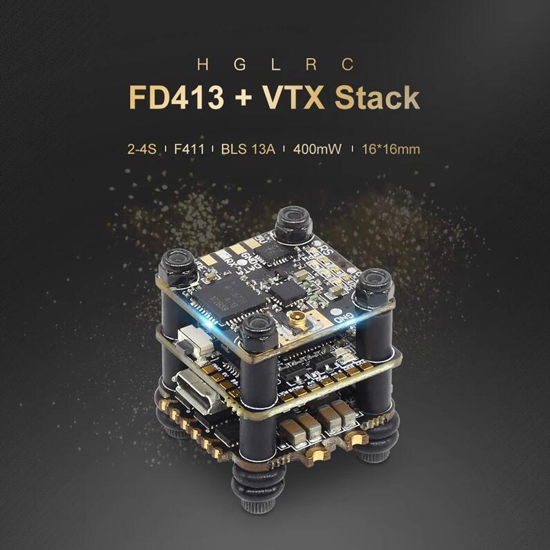 HGLRC FD413-VTX