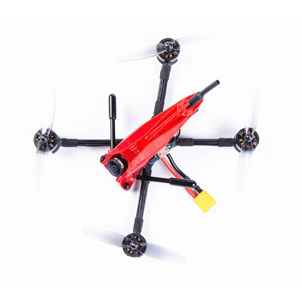 iFlight TurboBee 120RS V2 120mm F4 2S / 4S FPV Racing Drone PNP BNF w/ Turbo Eos2 1200TVL Camera