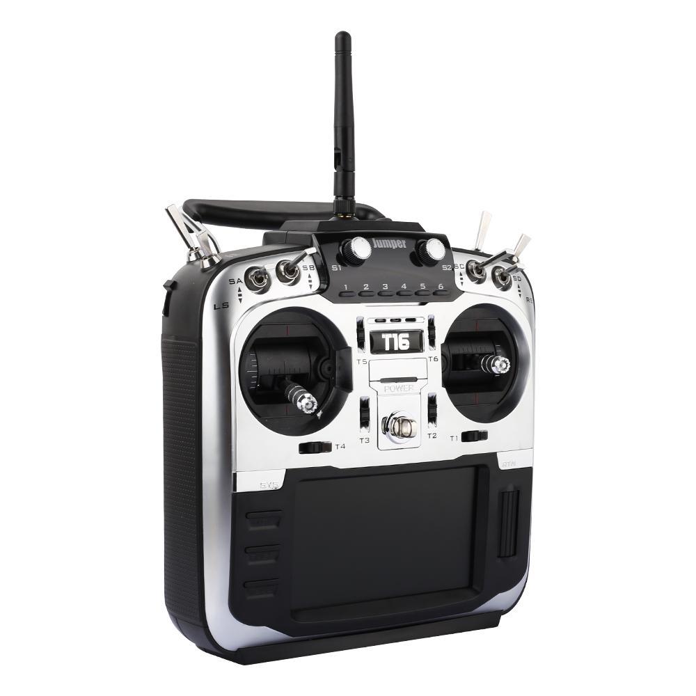 Jumper T16 Pro Hall Sensor Gimbals 2.4G 16CH Open Source Multi-Protocol Radio Transmitter
