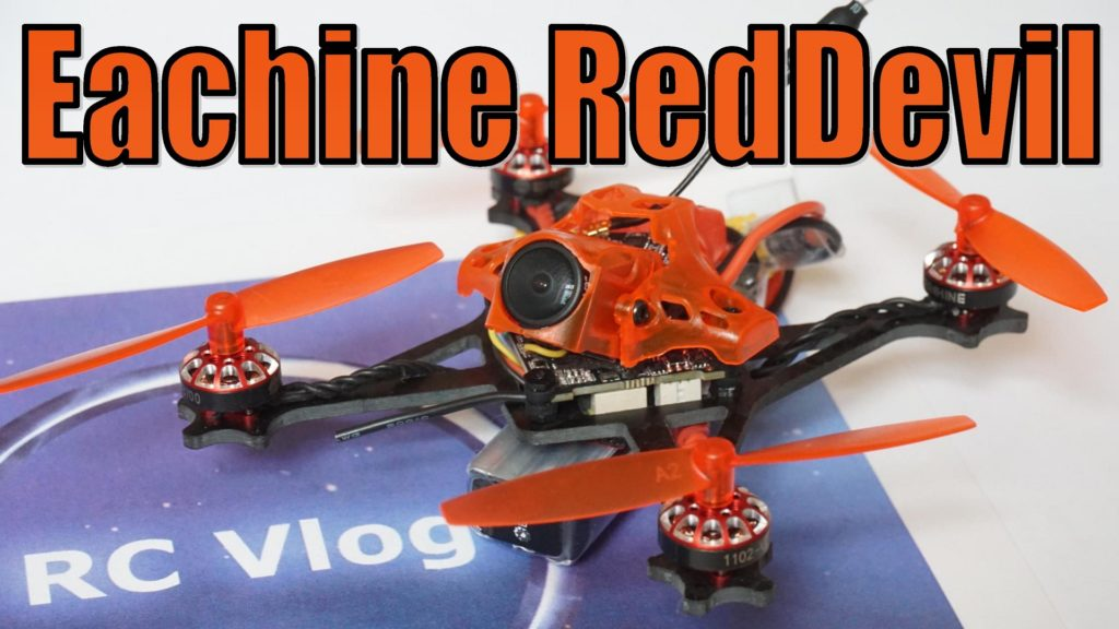 Eachine RedDevil