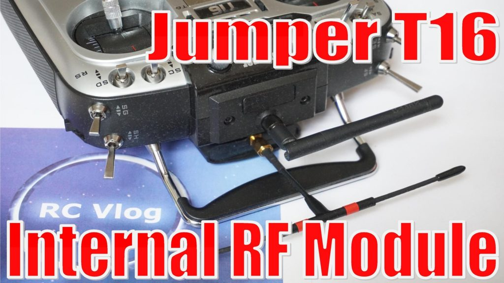 Jumper T16. Internal RF Module