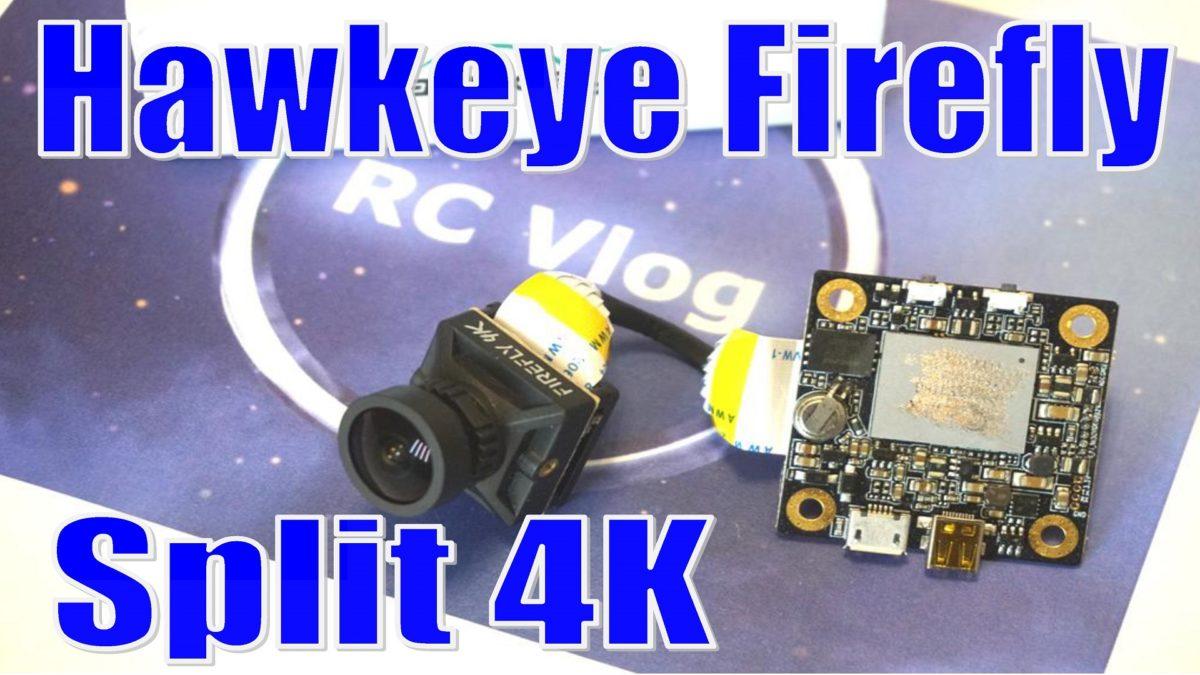 Hawkeye Firefly Split 4K. Ultra HD камера за $59