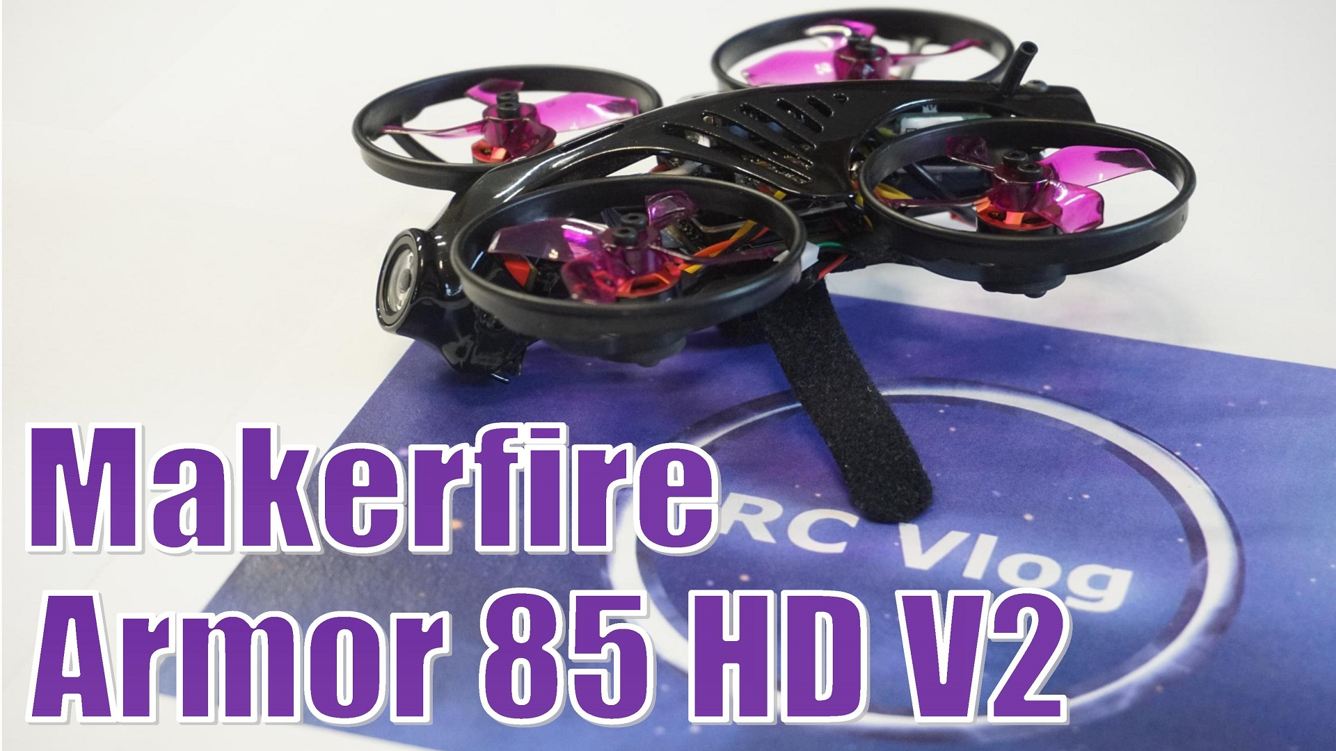 Makerfire Armor 85 HD V2
