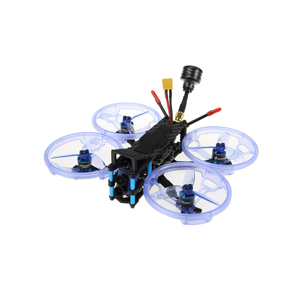 HGLRC Sector132 4K 132mm F4 3-4S 2.5-3 Inch FPV Racing Drone PNP BNF w/ Caddx Ttarsier 4K V2 Camera