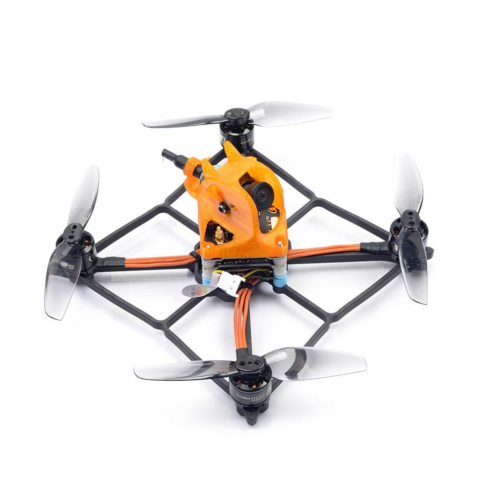 Diatone GTB 339 PRO Cube 122mm 3 Inch 3S FPV Racing Drone PNP MAMBA F411 AIO FC MB1105 5500KV Motor 13A ESC