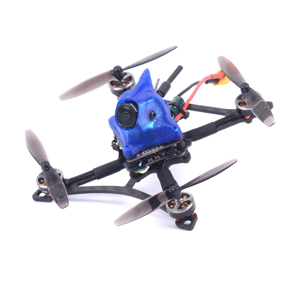 Skystars Piper 105 105mm F4 OSD 3-4S 2.5 Inch Toothpick FPV Racing Drone PNP BNF w/ Runcam Nano 2 Camera