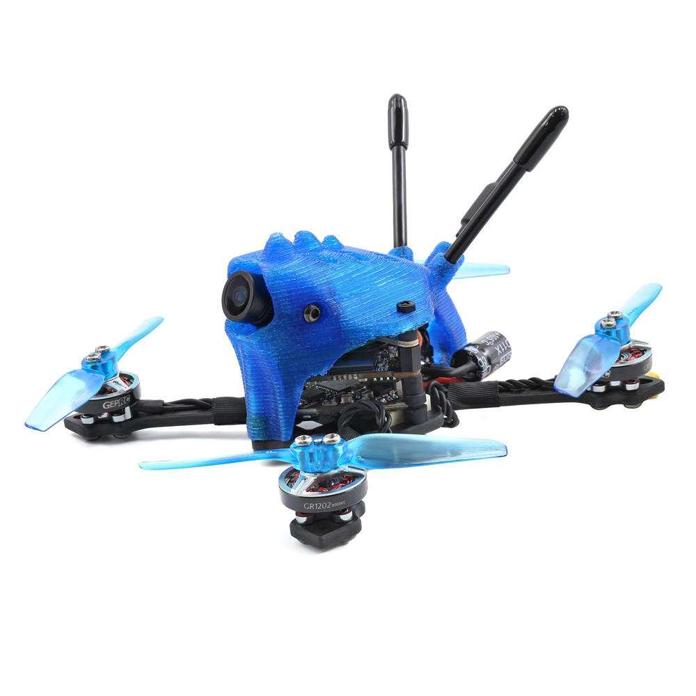 GEPRC SKIP HD 105mm 2.5inch ToothPick RC Drone PNP/BNF Caddx Baby Turtle V2 1080P 5.8G 200mW VTX