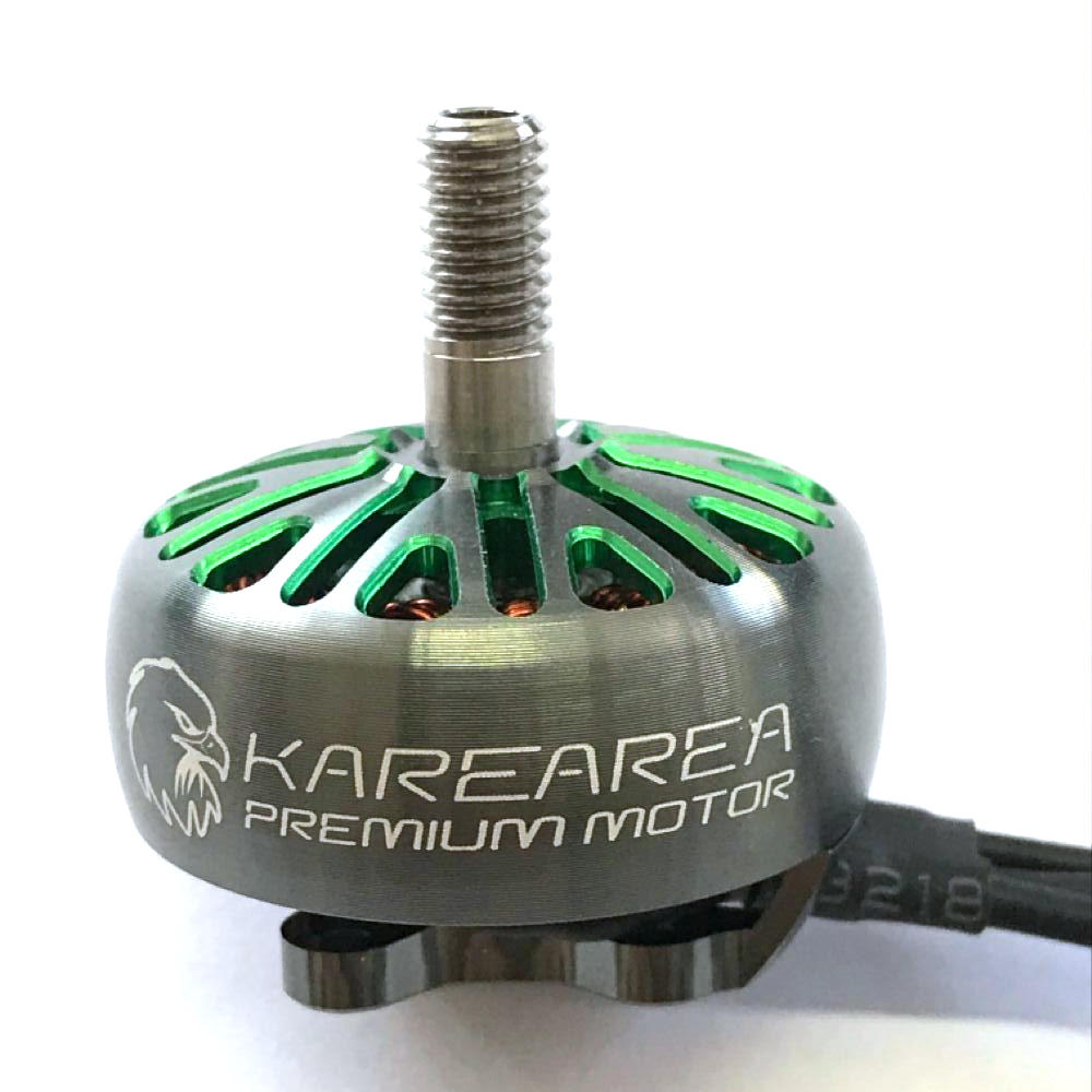 Karearea TOA LITE 2208 SERIES 1850/2150/2450/2650KV 2-8S Brushless Motor for RC Drone FPV Racing