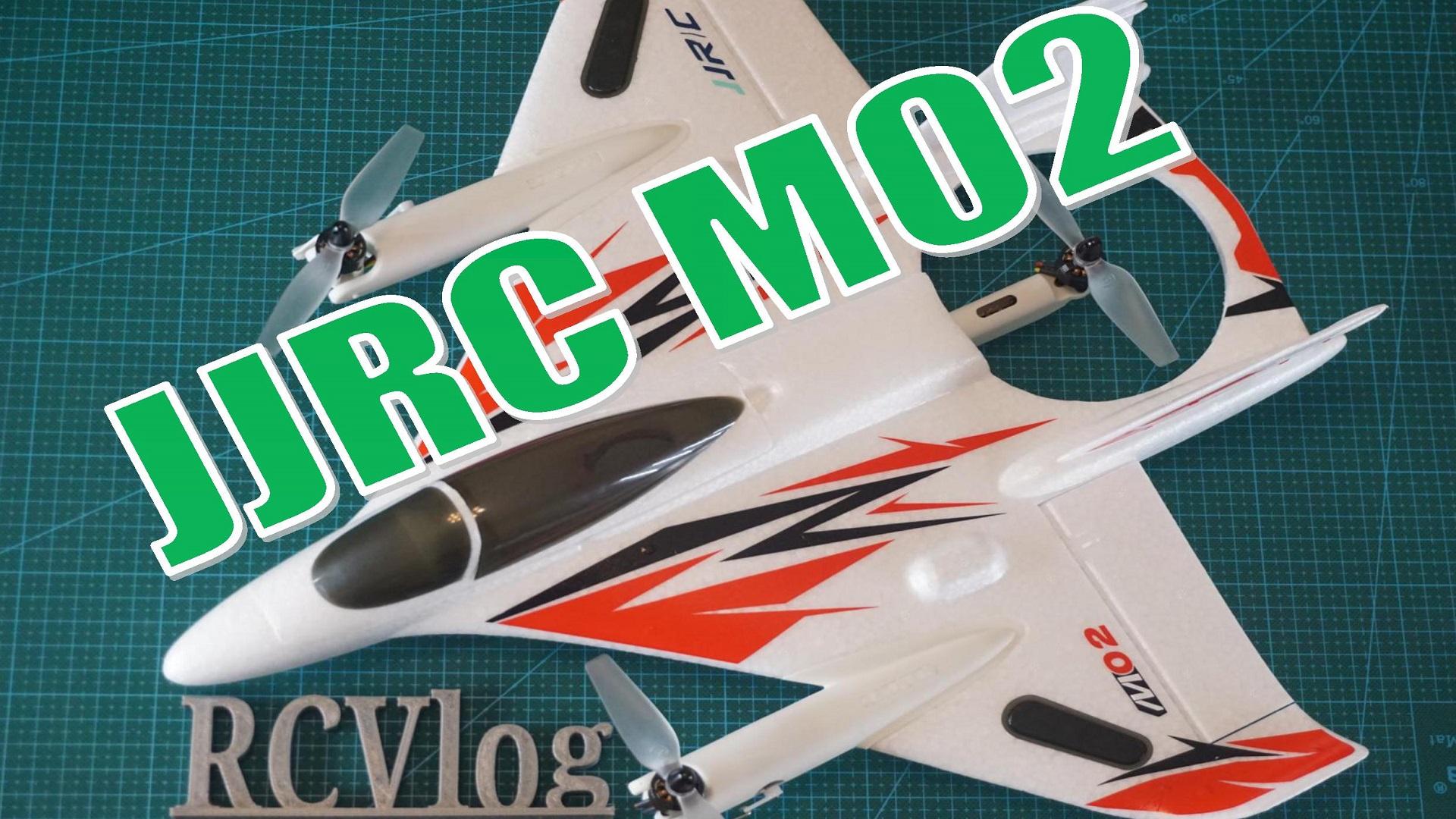 JJRC M02 2.4G 6CH 450mm Wingspan RC Airplane RTF