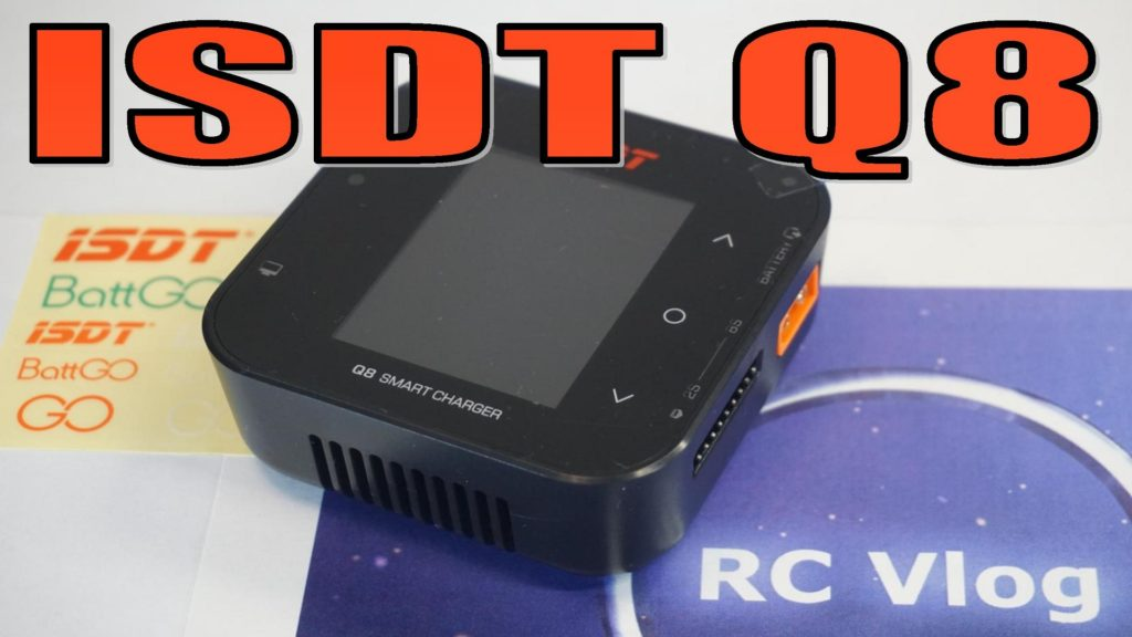 ISDT Q8 Smart Charger