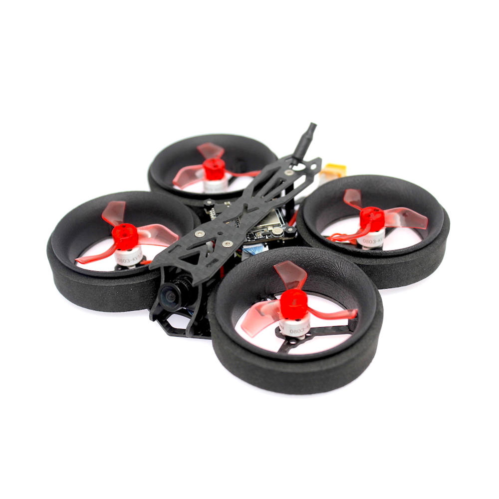 HBFPV DX40 40mm EVA Ducted 2-3S HD FPV Racing Drone