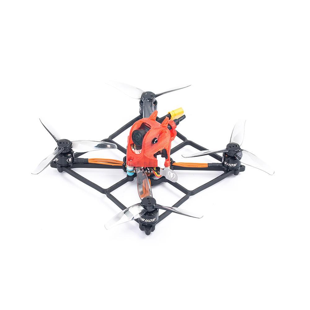 Diatone GTB 339F1 Cube AIO Version 122mm F4 Falcox 2-3S 3 Inch Toothpick FPV Racing Drone PNP