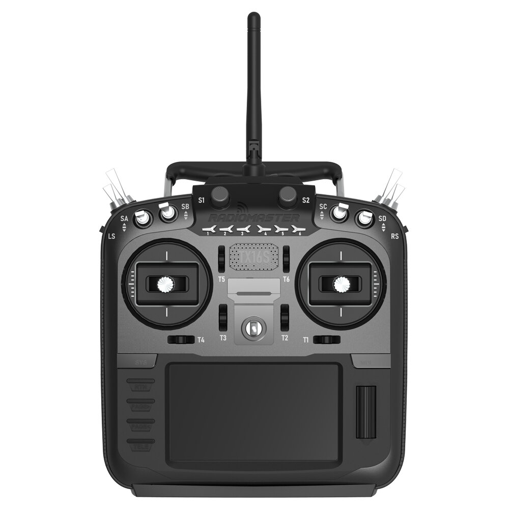 RadioMaster TX16S 2.4G 16CH Multi-protocol RF System OpenTX  Mode2 Transmitter for RC Drone