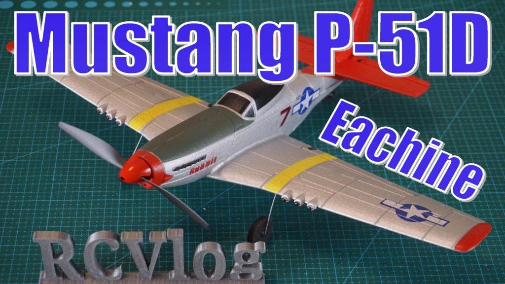 Eachine Mini Mustang P-51D