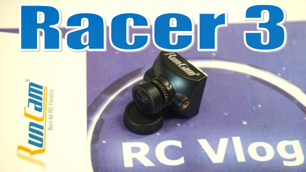 RunCam Racer 3 Mini FPV Camera