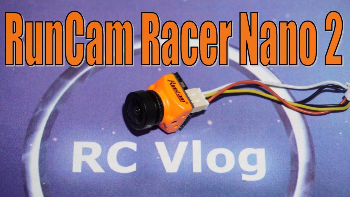 RunCam Racer Nano 2. Управляем жестами