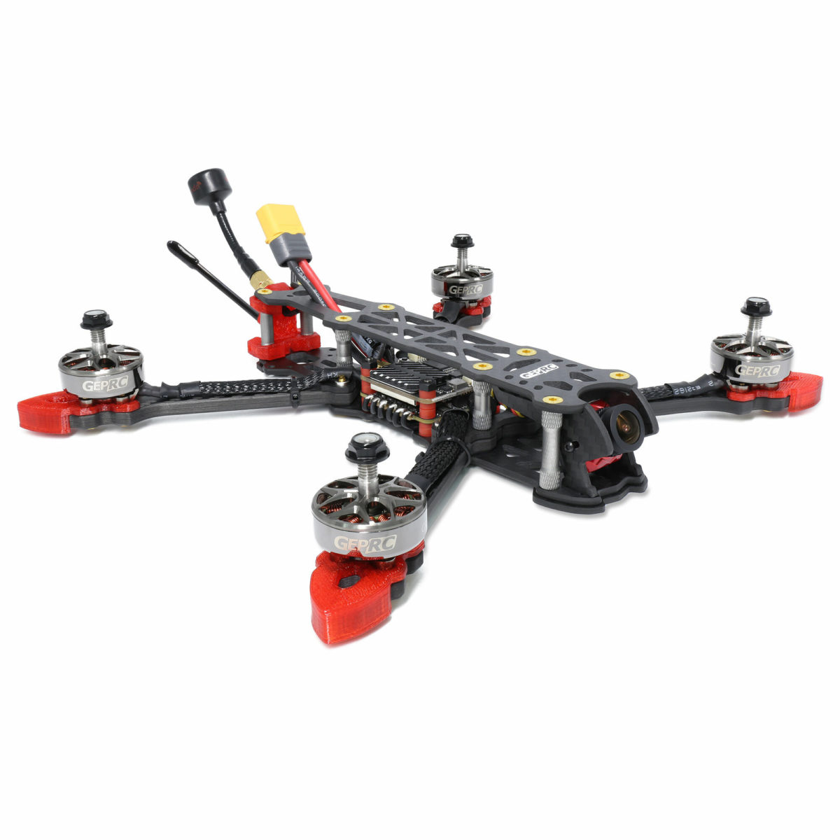 GEPRC MARK4 5 Inch 225mm 4S/6S FPV Racing Drone Freestyle PNP/BNF 2306.5 2450KV/1850KV SPAN F4 BLheli_S 45A Tower Caddx Ratel Camera