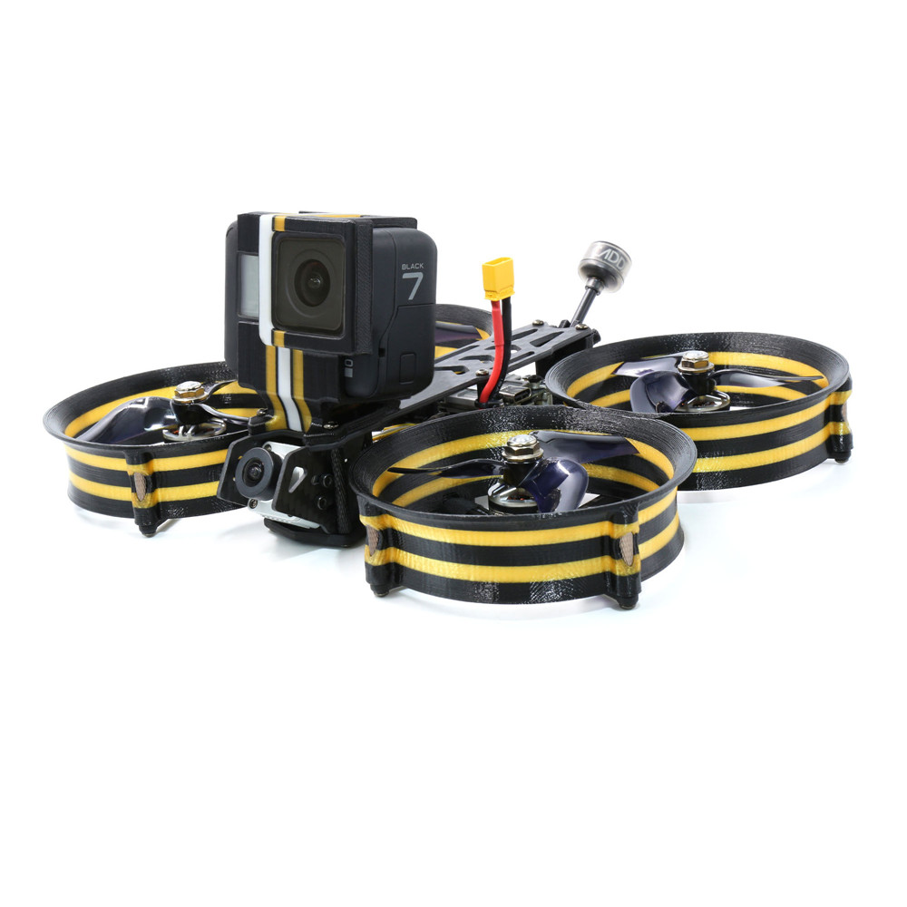 GEPRC CineGO HD VISTA DJI 6S/4S 155mm FPV Racing RC Drone Novice PNP/BNF/RTF GR1507 Motor 2800KV/3600KV