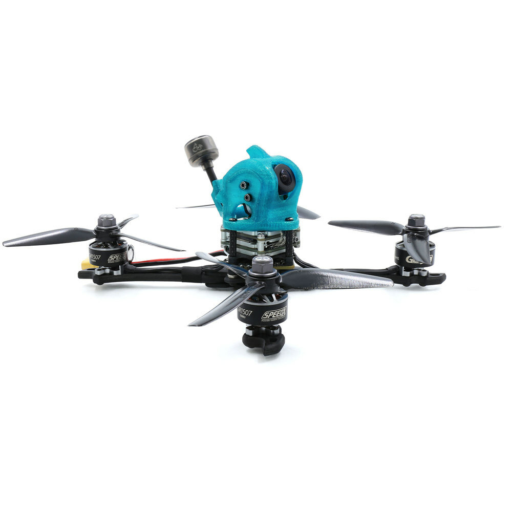 Geprc Dolphin HD 153mm F4 AIO 20A 2-4S 4 Inch Toothpick RC Drone FPV Racing PNP BNF w/ Caddx Vista HD Digital System