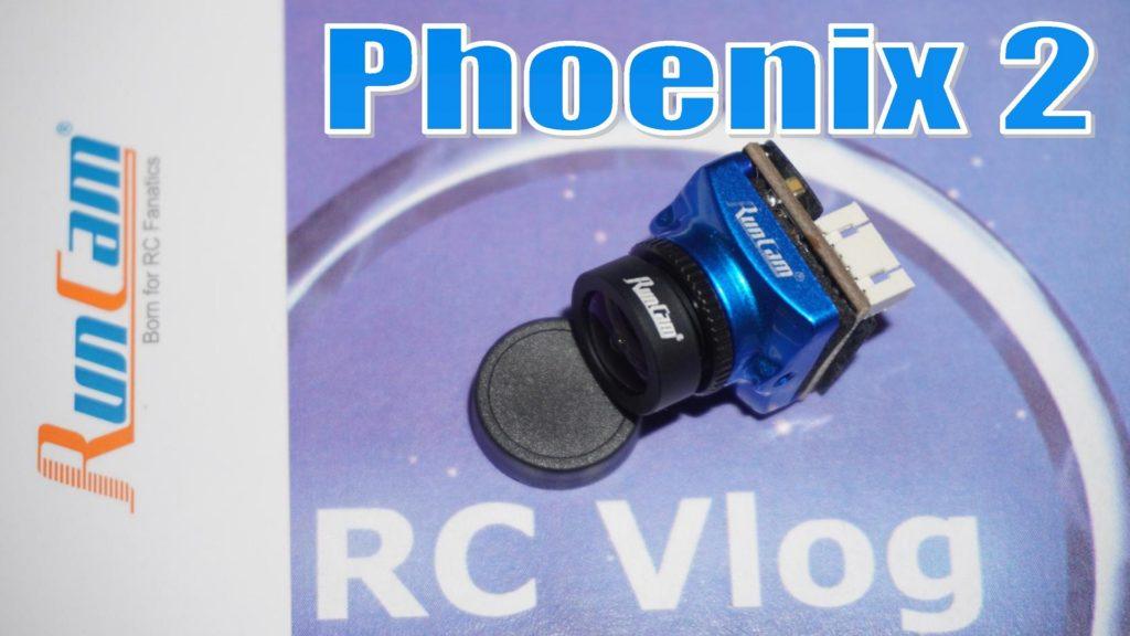 RunCam Phoenix 2 1/2 CMOS 1000TVL 2.1mm M12 Lens FOV 155 Degree 4:3/16:9 PAL/NTSC Switchable FPV Camera For RC Racing Drone