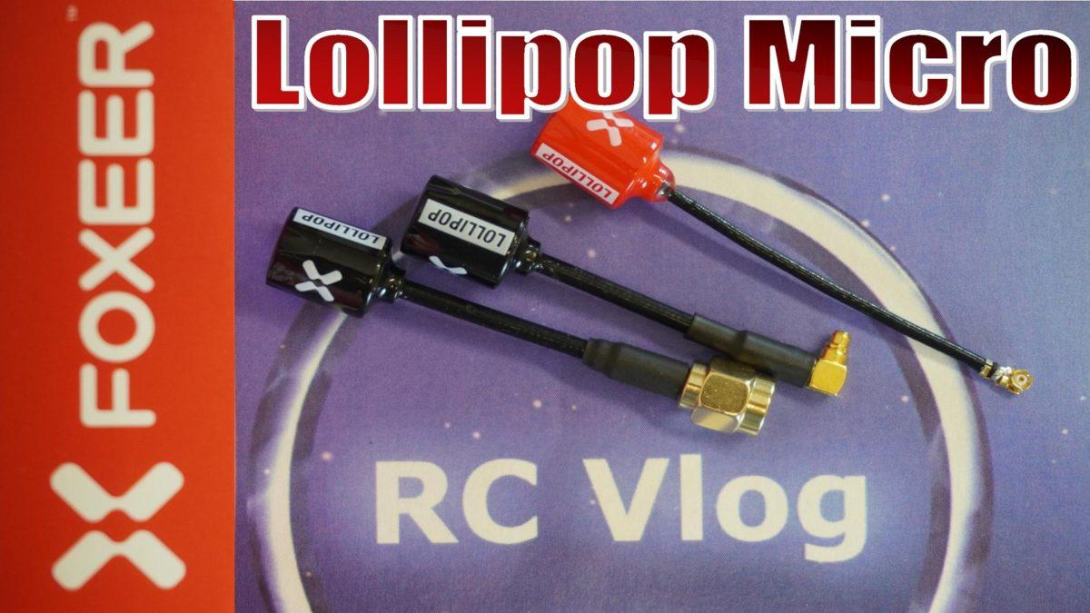 Foxeer Micro Lollipop. Измеряем КСВ. Наземный тест дальности.