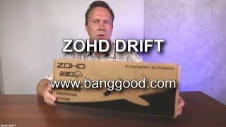 ZOHD Drift 877mm Wingspan FPV Glider AIO EPP RC Airplane KIT/PNP/FPV Version