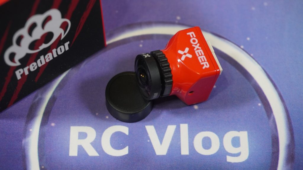 Foxeer Micro Predator 5 Racing FPV Camera 1000TVL 1.7mm M8 Lens 4ms Latency Super WDR