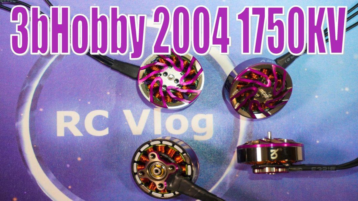3bHobby 2004 1750kv 6s for ultralight 5″ drone. Бесколлекторные моторы для 5″ ультралегкого дрона