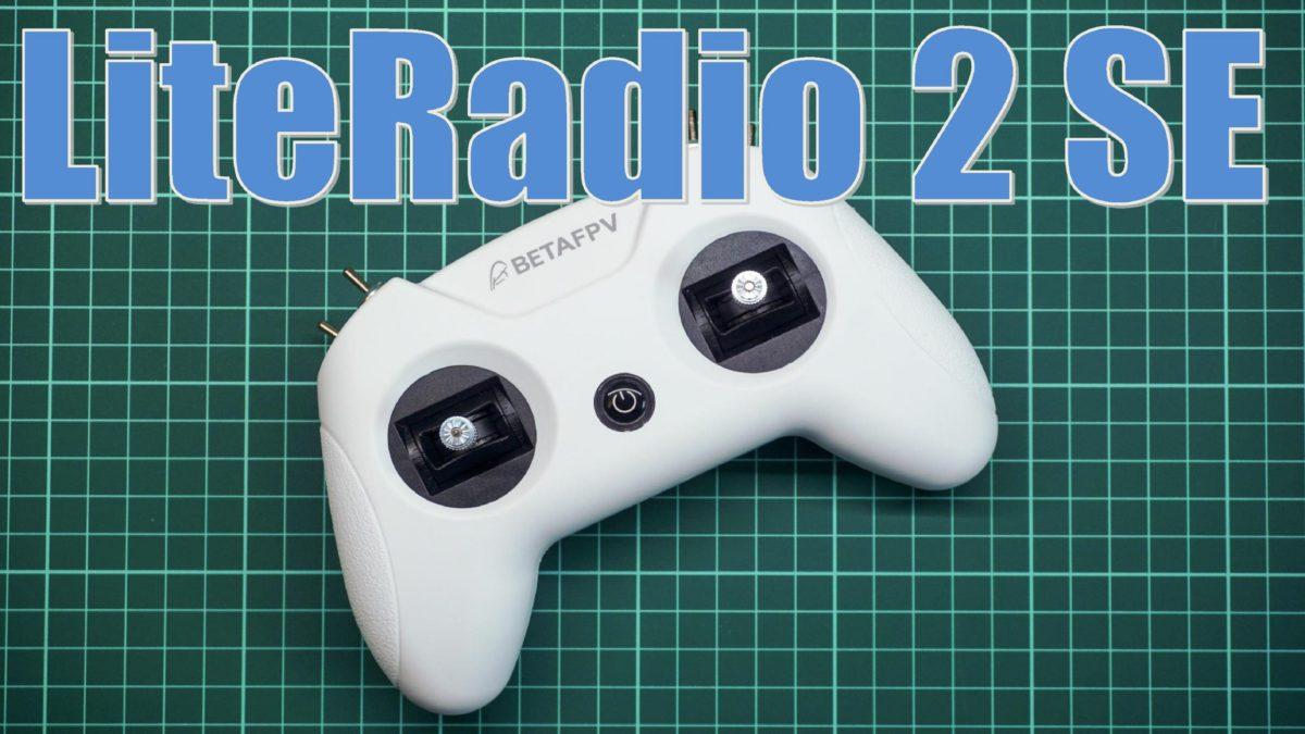 BetaFPV LiteRadio 2 SE. Что изменилось?